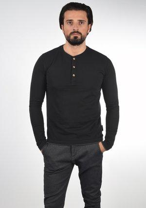 GIFFORD - Bluzka z długim rękawem - black