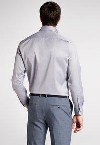 Eterna - MODERN FIT - Businesshemd - grey - 1