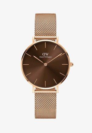 Watch - rose gold