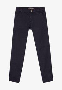 Blue Effect - BOYS - Chino kalhoty - nachtblau antik - 2