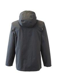 Schmuddelwedda - Waterproof jacket - schwarz - 5