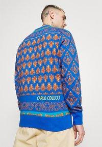 Carlo Colucci - UNISEX - Sweatshirt - petrol - 3