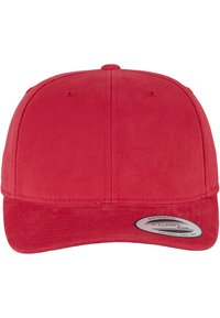 Flexfit - Cap - red - 4