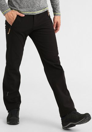 SANI - Outdoor trousers - black