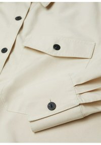 Mango - Button-down blouse - mittelbraun - 7