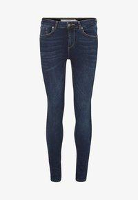 Vero Moda - Jeans Skinny Fit - dark blue denim - 2