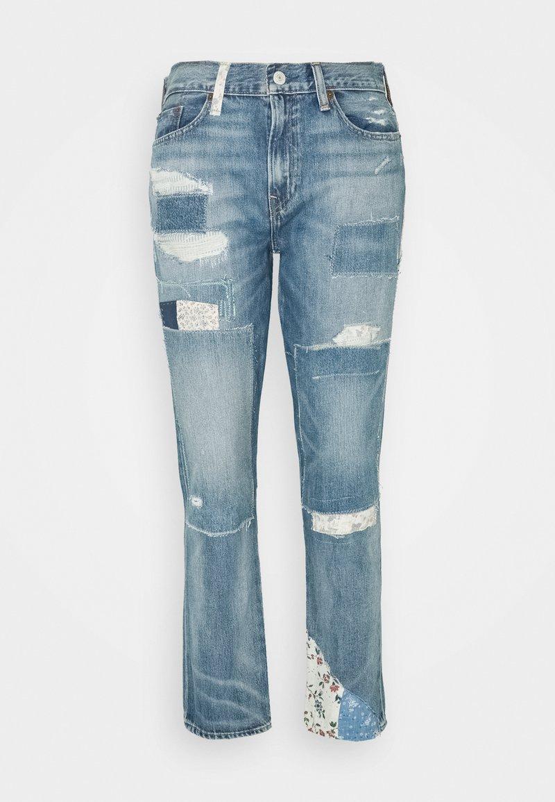 Polo Ralph Lauren - AVERY - Jeans relaxed fit - light indigo