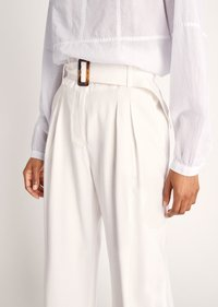 comma - Trousers - offwhite - 4