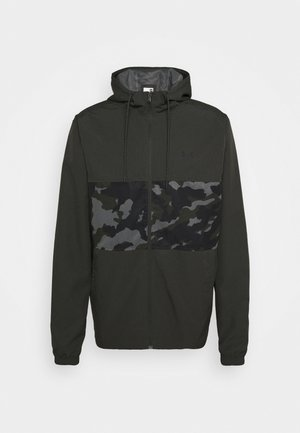 SPORTSTYLE WIND CAMO - Training jacket - baroque green/black