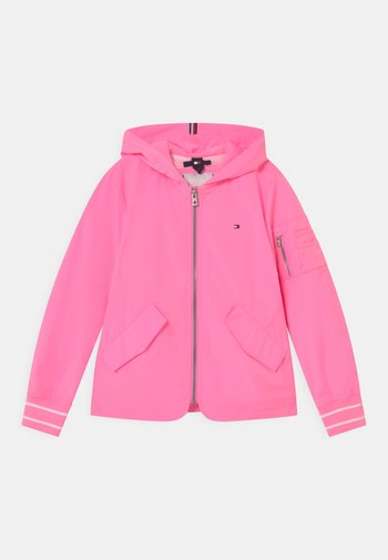 FLURO - Light jacket - cotton candy
