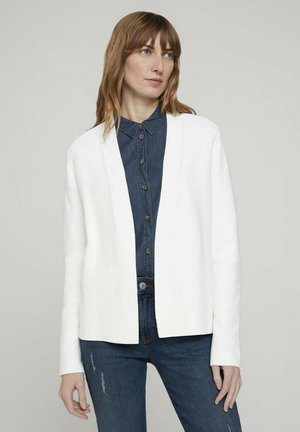 Cardigan - whisper white
