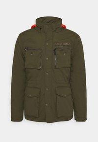 Schott - Winter jacket - khaki - 2