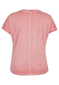 TR - Basic T-shirt - pink meliert - 1