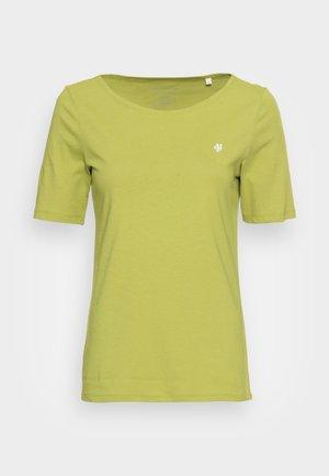 SHORT SLEEVE ROUND NECK - Basic T-shirt - juicy apple