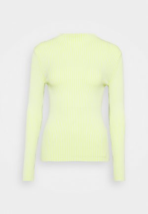 Svetr - light yellow
