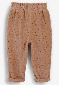 Next - Denim shorts - light brown - 1