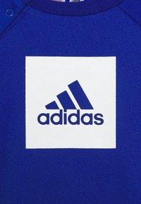 adidas Performance - LOGO SET UNISEX - Tracksuit - royal blue/white - 6