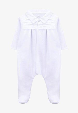 Sleep suit - white