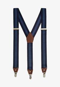 Mango - LINES - Belt - blau - 0