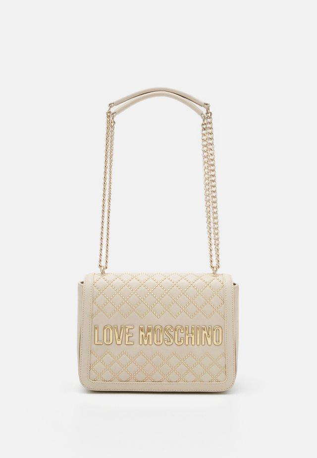 BORSA AVORIO - Handbag - ivory