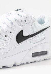 Nike Sportswear - AIR MAX 90 - Sneakers - white/black - 2
