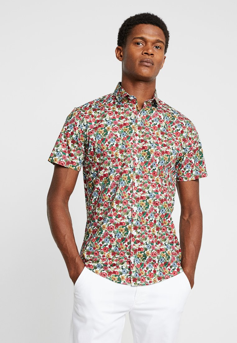 Lindbergh - PRINTED SHIRT  - Skjorter - red