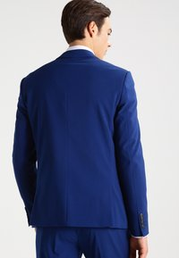 Lindbergh - PLAIN MENS SUIT - Oblek - blue - 2