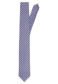 OLYMP Level Five - Tie - schwarz/hellblau - 0