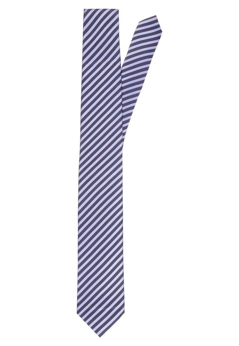 OLYMP Level Five - Tie - schwarz/hellblau