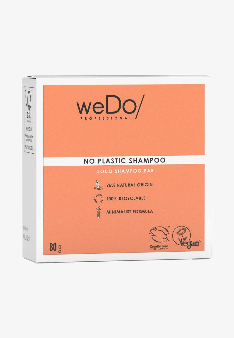 weDo/ Professional - NO PLASTIC SHAMPOO - Shampoo - -