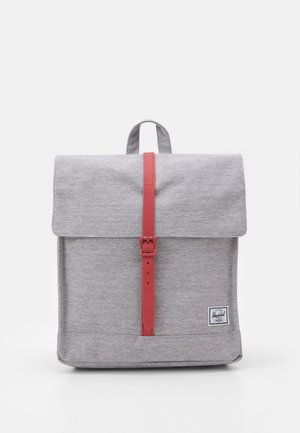 CITY MID-VOLUME UNISEX - Rucksack - grey/dusty cedar