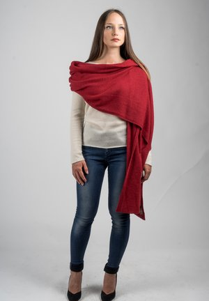 STOLE - Scarf - rosso