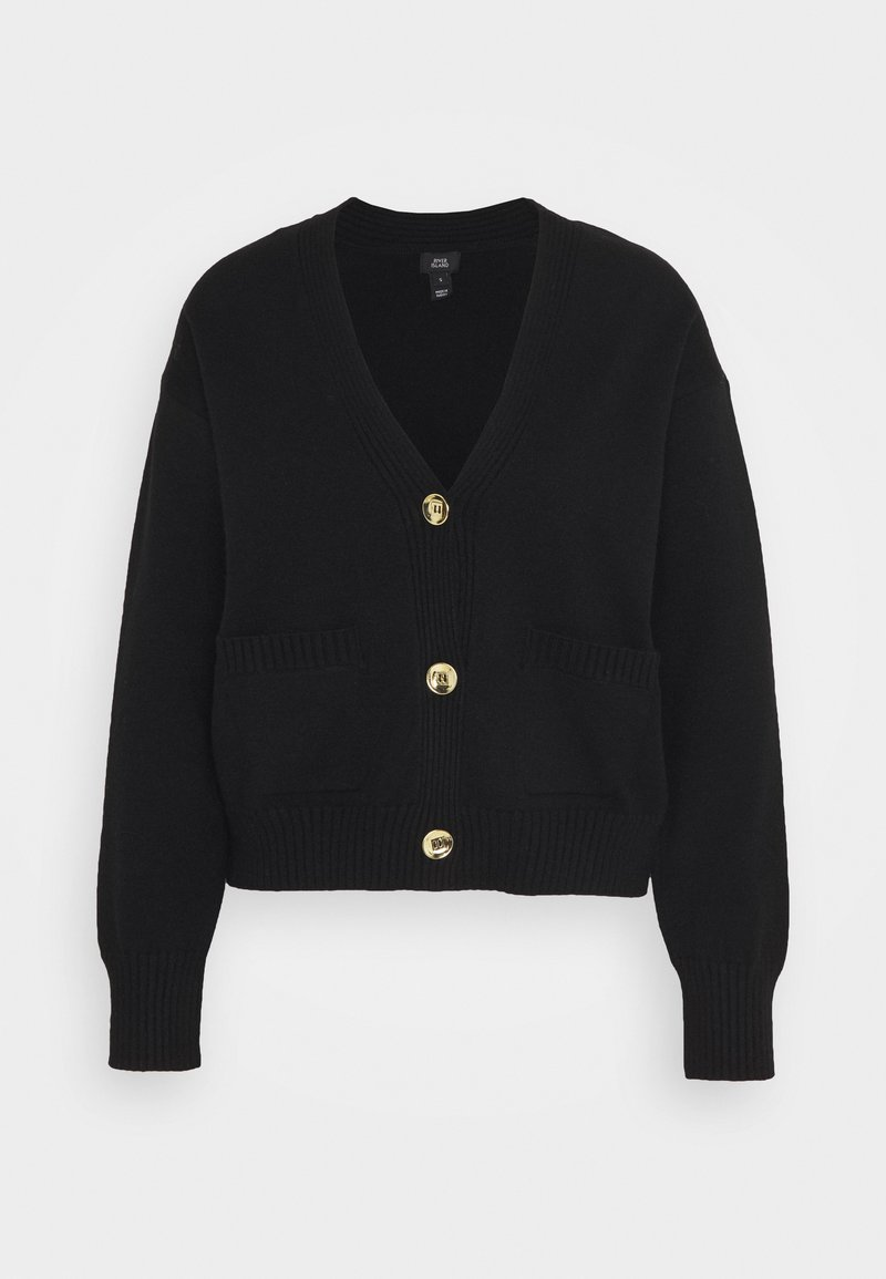 River Island - Cardigan - black