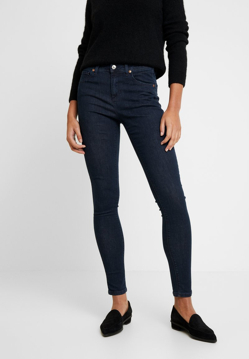 Benetton - TROUSERS - Jeans Skinny Fit - mid blue