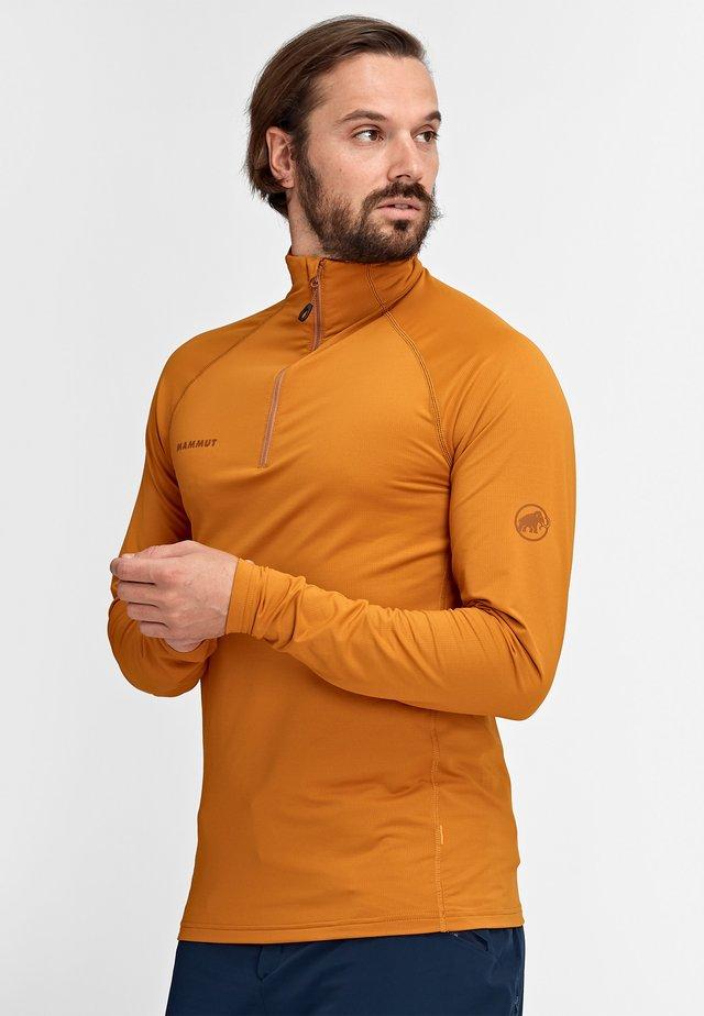 Sweater - tumeric
