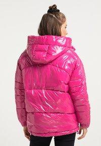 myMo - Winter jacket - fuchsia - 2