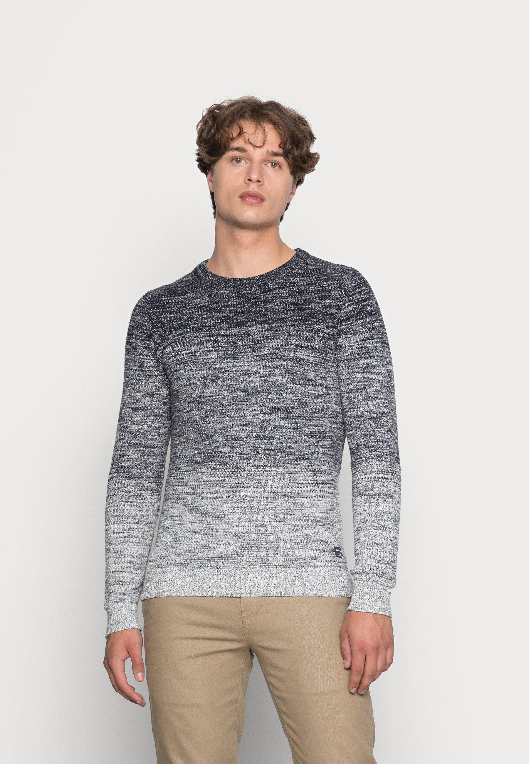 Homme JJETHOMAS CREW NECK - Pullover