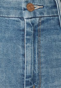 Mother - HIGH WAISTED LOOKER ANKLE FRAY SKINNY - Jeans Skinny Fit - shoot to thrill - 3