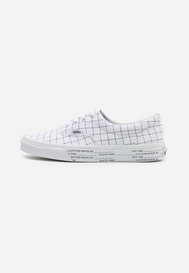 ERA - Sneakersy niskie - true white