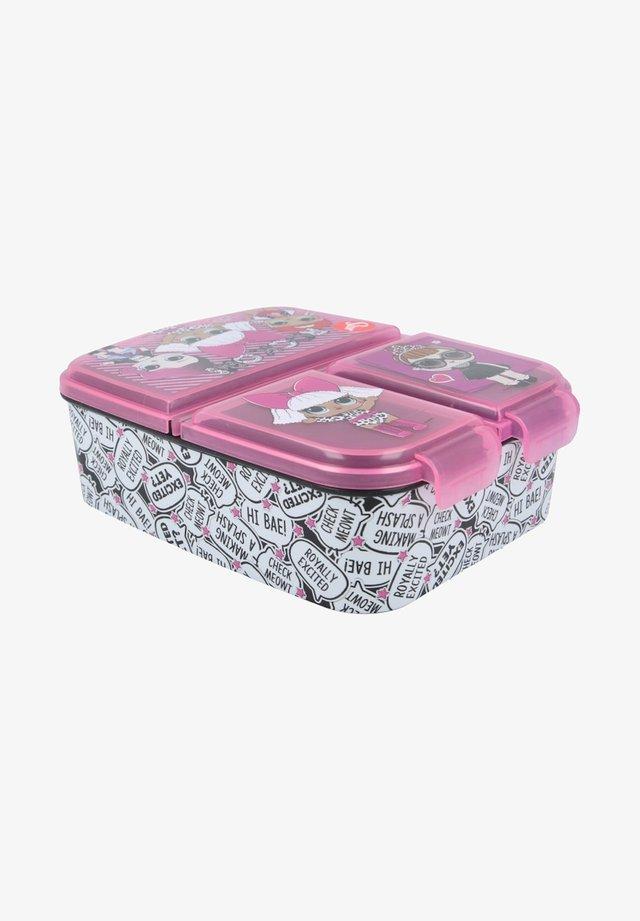 Lunch box - mehrfarbig
