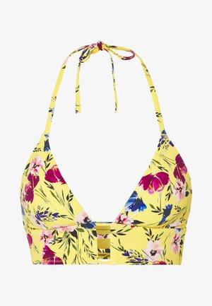 DELILAH TRIANGLE - Bikiniyläosa - jaune soleil