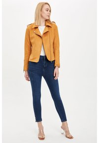 DeFacto - Light jacket - orange - 1