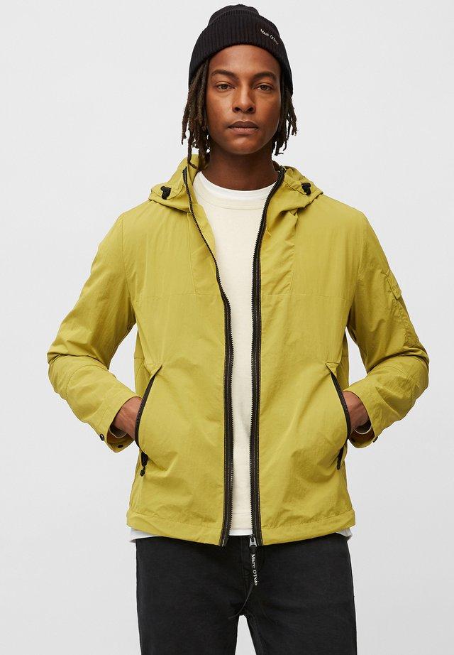 Outdoor jacket - spring haze