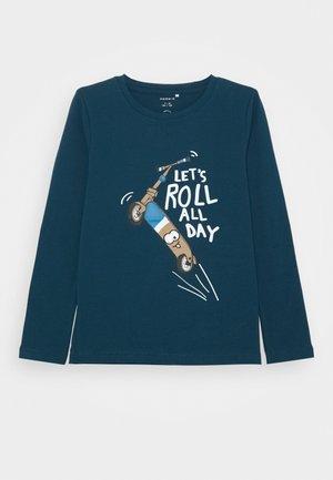 NMMNASCOT - Langærmede T-shirts - gibraltar sea