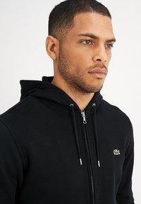 Lacoste - Zip-up hoodie - noir - 4