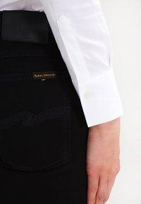 Mos Mosh - TILDA - Button-down blouse - white - 4