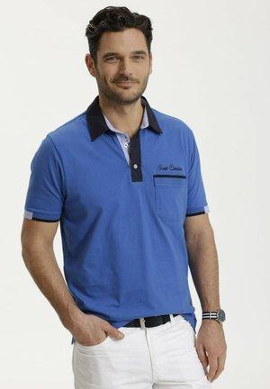 Polo shirt - royalblau