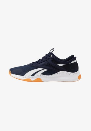 HIIT TR - Sports shoes - navy/white