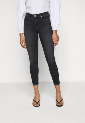 ONLSHAPE LIFE SKINNY - Jeans Skinny Fit - blue black