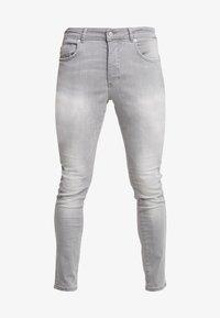 STEWIE - Skinny džíny - light grey